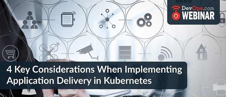 Application-Delivery-Kubernetes