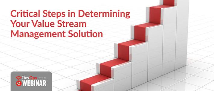 Critical-Steps-Value-Stream