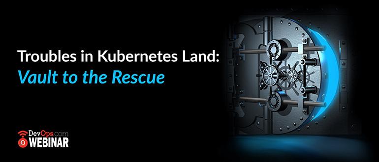 Kubernetes-Vault-Rescue
