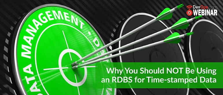 RDBS-Time-Stamped-Data