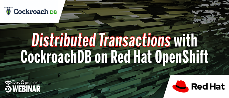 Red Hat + Cockroach
