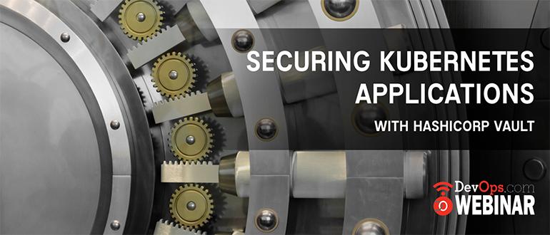 Securing K8
