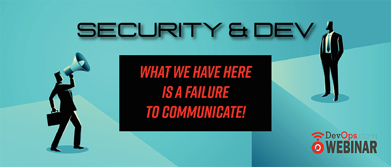 Security and Dev