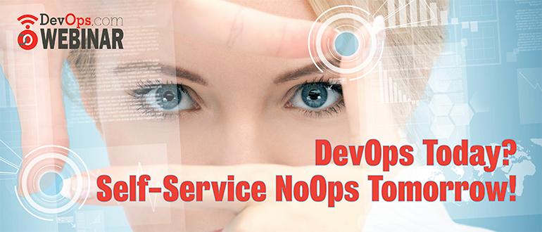 Self-Service NoOps