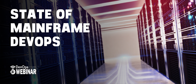 State of mainframe