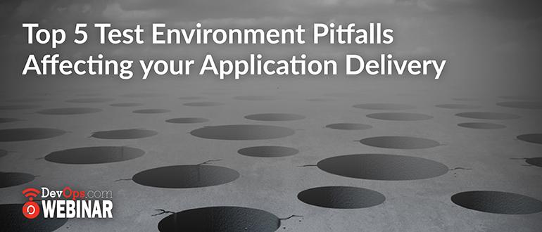 Test-Environment-Pitfalls