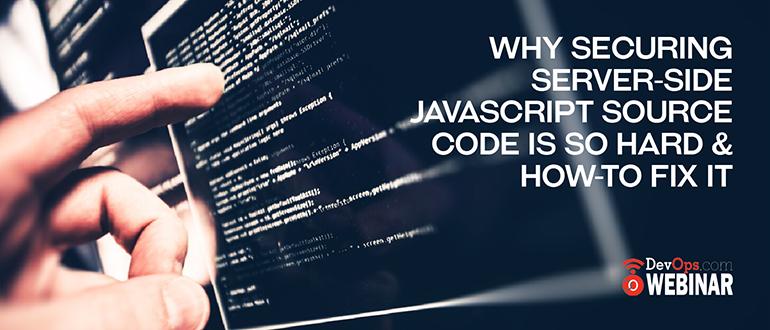 Why securing server side